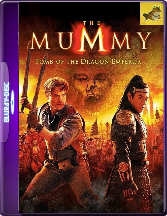 La Momia: La Tumba Del Emperador Dragón (2008) Brrip 1080p (60 FPS) Latino / Inglés