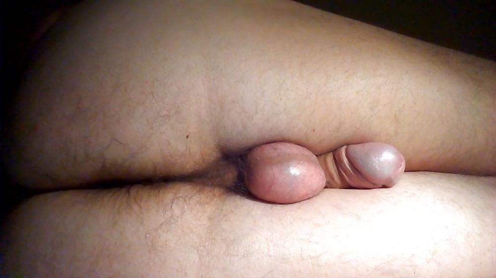 Orgasm during bukkake-9455
