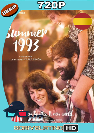 Verano 1993 (2017) BRRip 720p Audio Castellano MKV