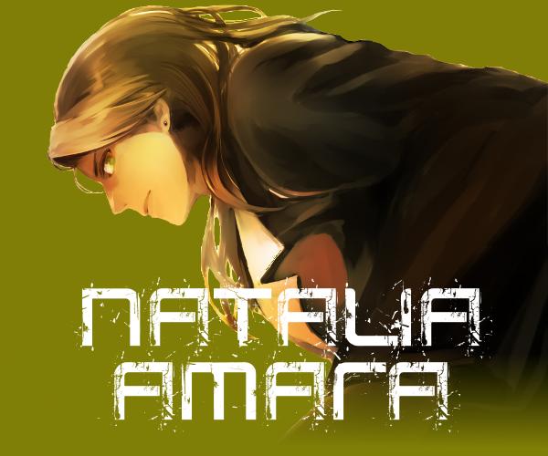 Natalia Amara [APPROVED; HOST: 0-5; SPIRIT: 0-5+] XMSjgXEe_o