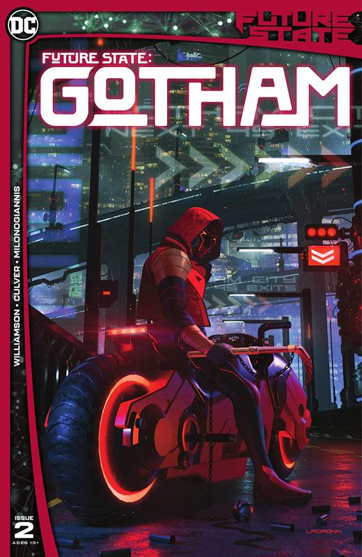 Future State - Gotham #1-5 (2021)