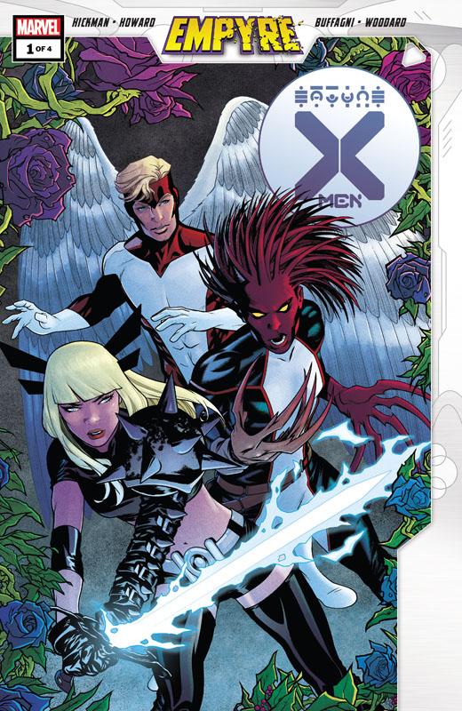 Empyre - X-Men #1-3 (2020)