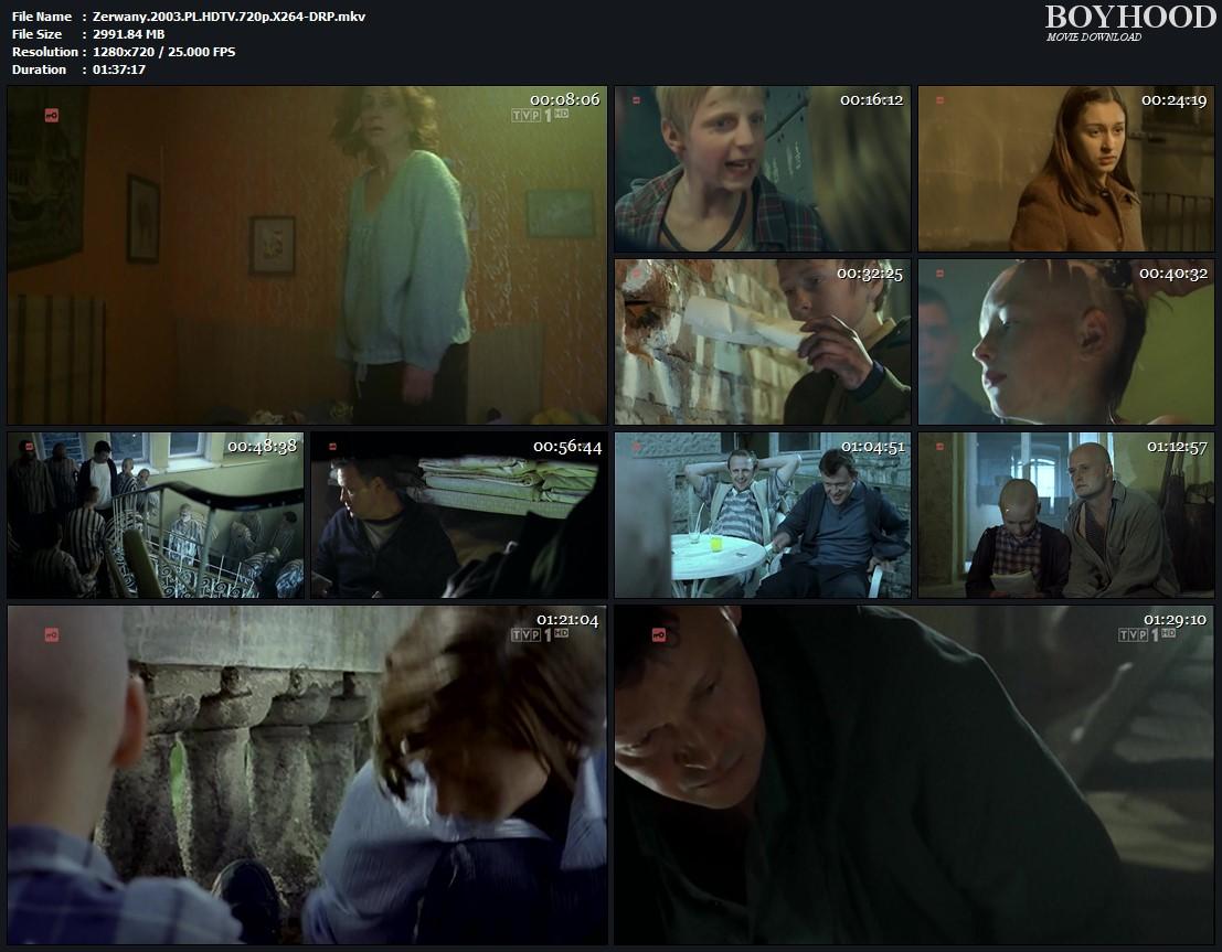 Zerwany 2003 HDTV 720p