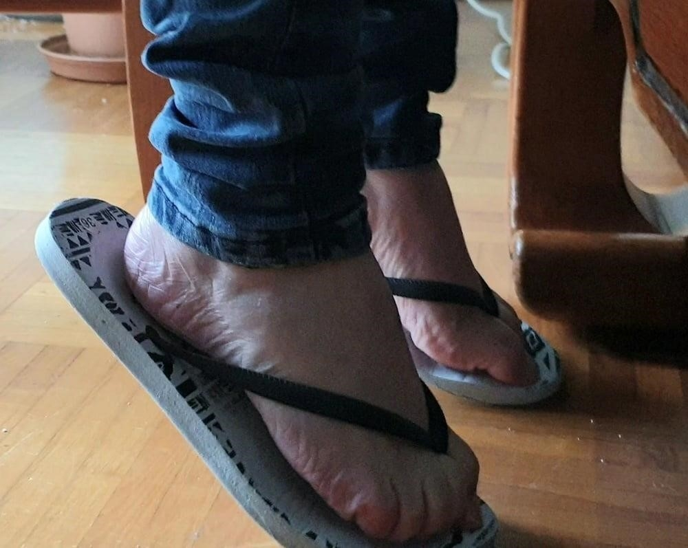 Mature feet pics-6681