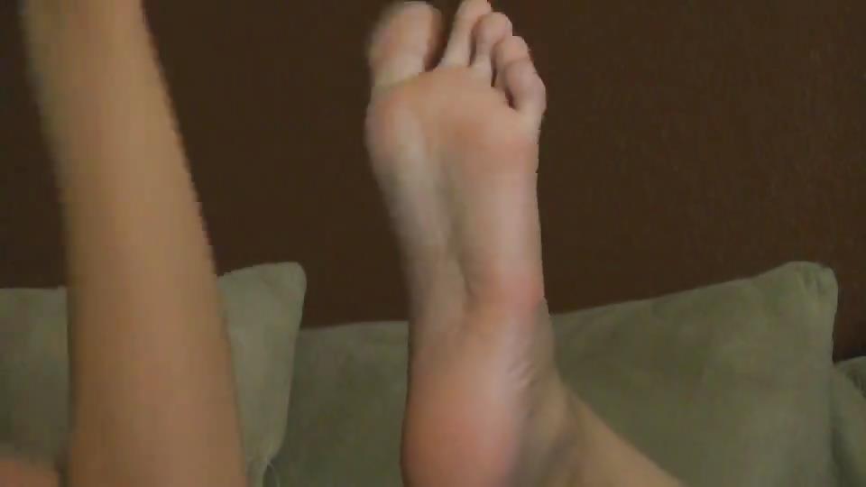 Foot worship taylor raz-5303
