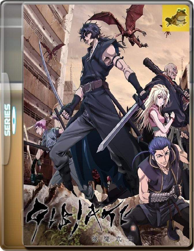 Gibiate (2020) WEB-DL 1080p (60 FPS) Japonés Subtitulado