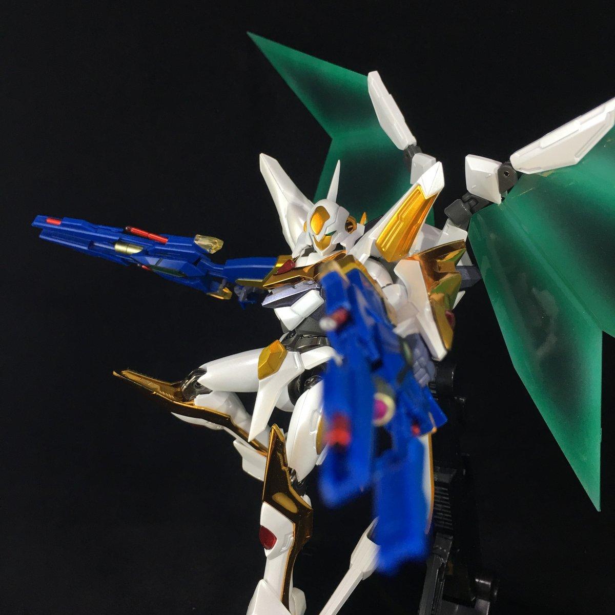 "Gundam : Code Geass - Metal Robot Side KMF ""The Robot Spirits"" (Bandai) - Page 2 Kajj1YPc_o"