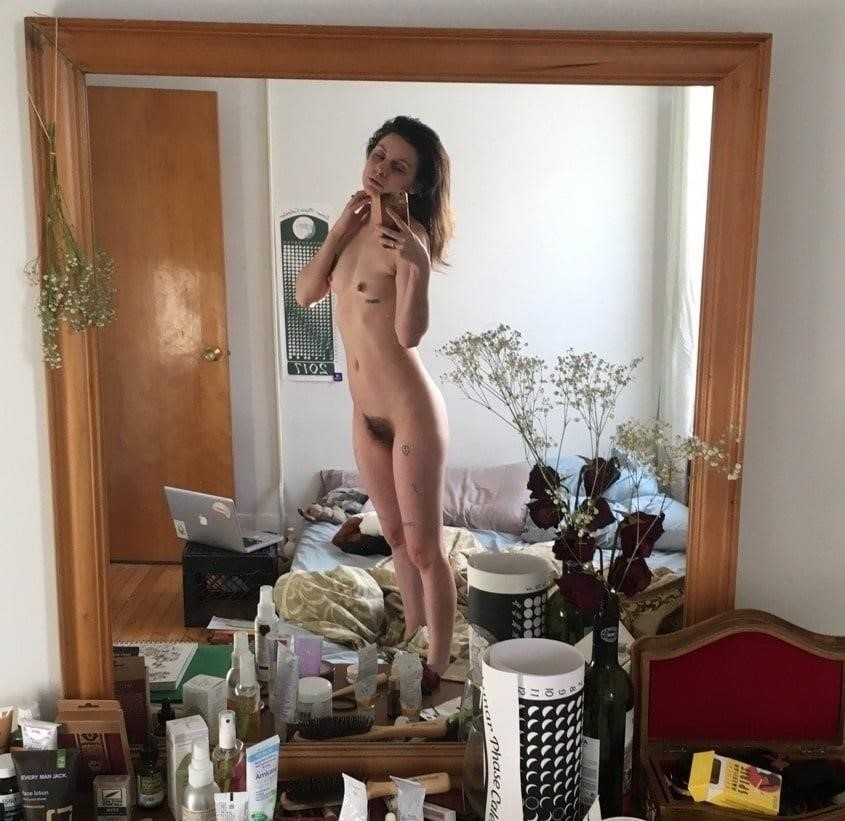Amateur nude self shot-9820