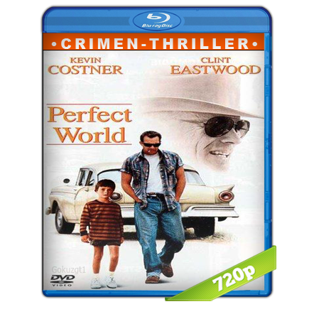 descargar Un Mundo Perfecto 720p Lat-Cast-Ing[Drama](1993) gratis