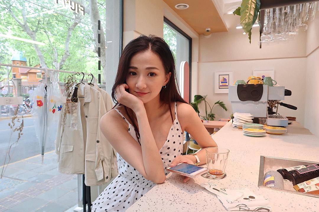vcSTe8VU o - IG正妹—Annie Jiang 江晏寧