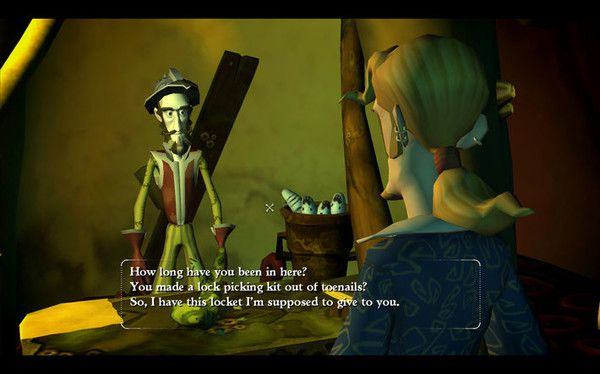 Tales of Monkey Island Captura 1