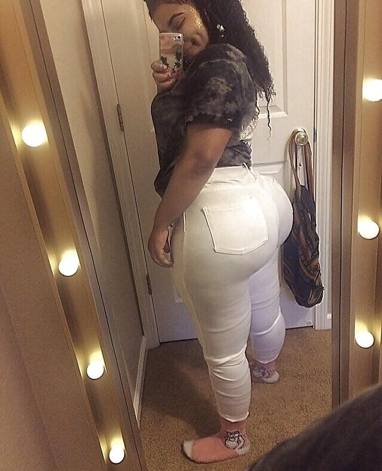 Thick black booty solo-8152