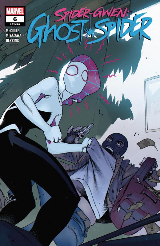 Spider-Gwen - Ghost-Spider #1-10 (2018-2019) Complete