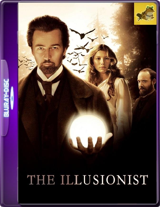 El Ilusionista (2006) Brrip 1080p (60 FPS) Latino / Inglés