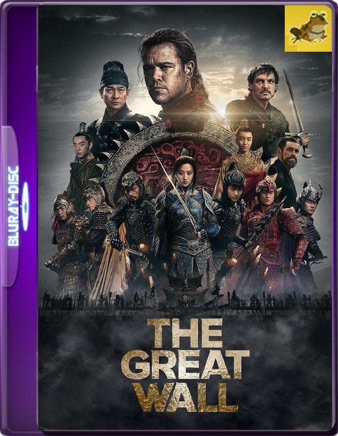 La Gran Muralla (2016) Brrip 1080p (60 FPS) Latino / Inglés
