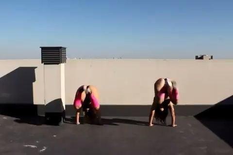 Big butt black girls twerking-6888