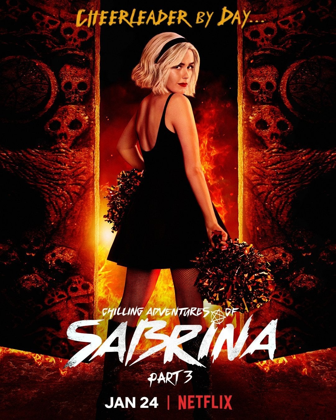 Chilling Adventures of Sabrina Season3 S03 1080p WEBRip HEVC