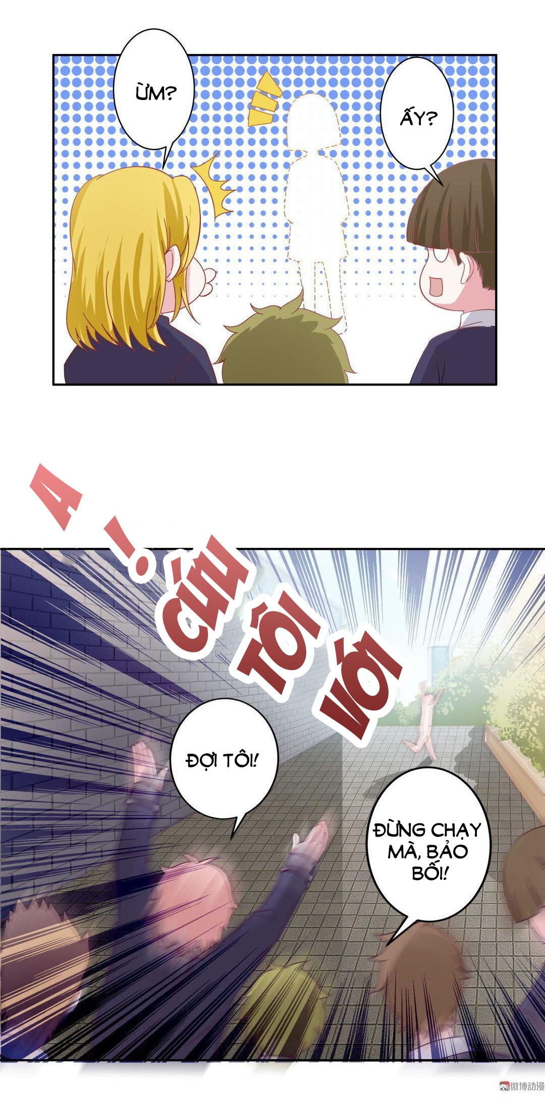 Yêu Tôi Đều Chết Cả Đi! Chap 3 page 13