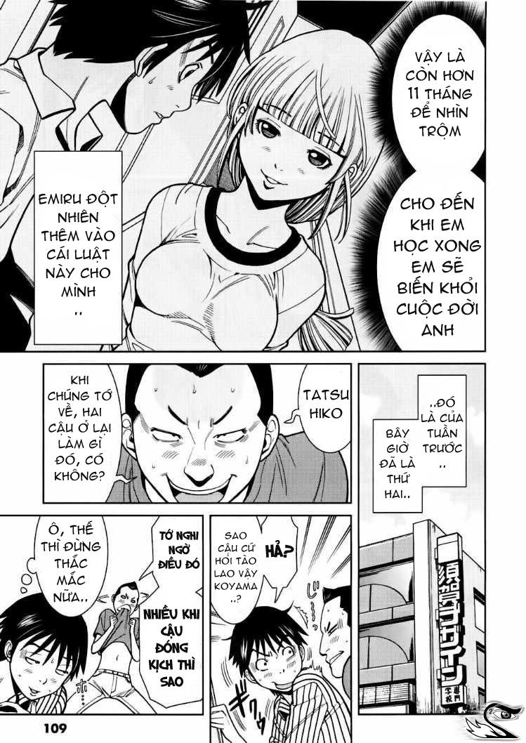 Nozoki Ana chap 51 - Trang 3