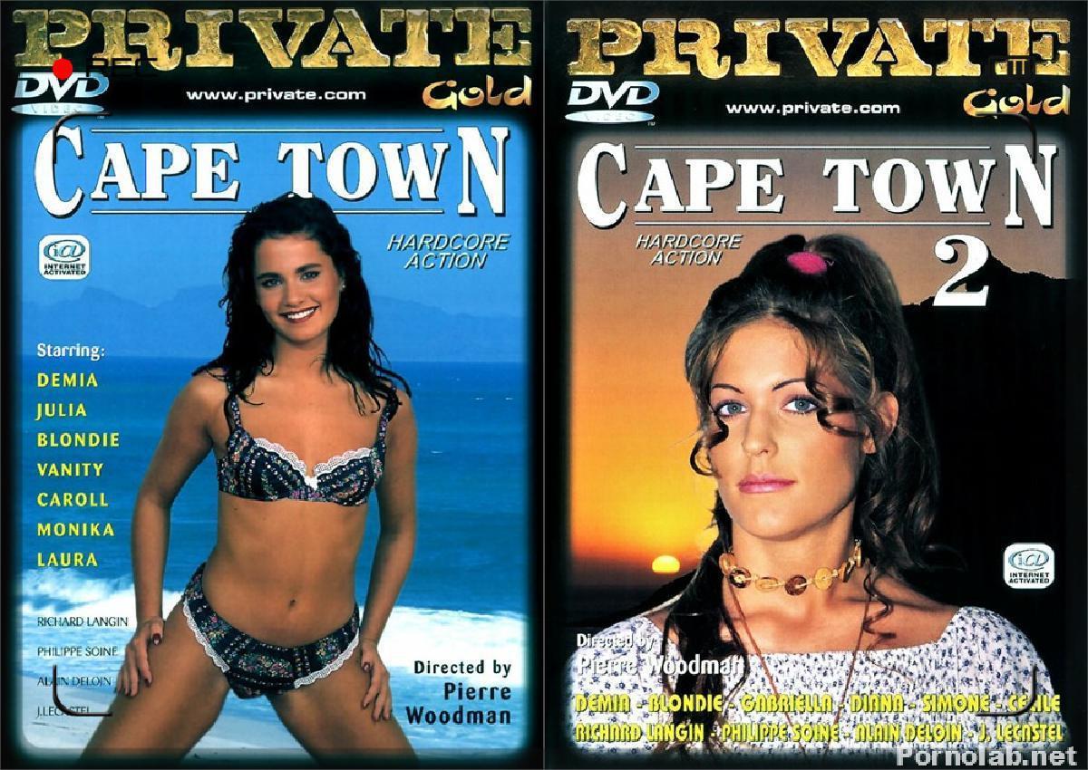 Private Gold 5, 6: Cape Town 1, 2 / Кейптаун 1, 2 + BTS (Pierre Woodman, Private) [1996 гг., Feature, All Sex, Girl-Girl, Anal, DP, Facial, DVDRip] (Carole DuBois (as Caroll Dubois), Blondie, Demia Moor, Laura Paouck, Monika Bella, Vanity, Cecilia Gr