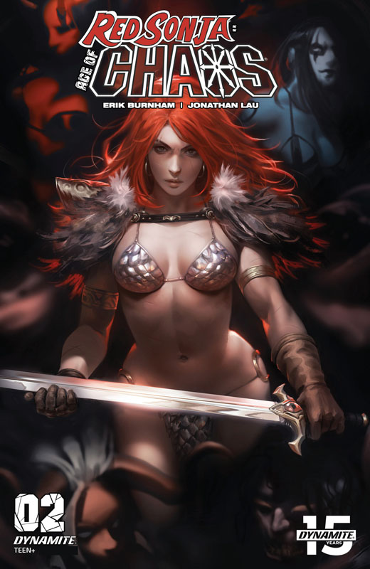 Red Sonja - Age of Chaos #1-6 (2020)