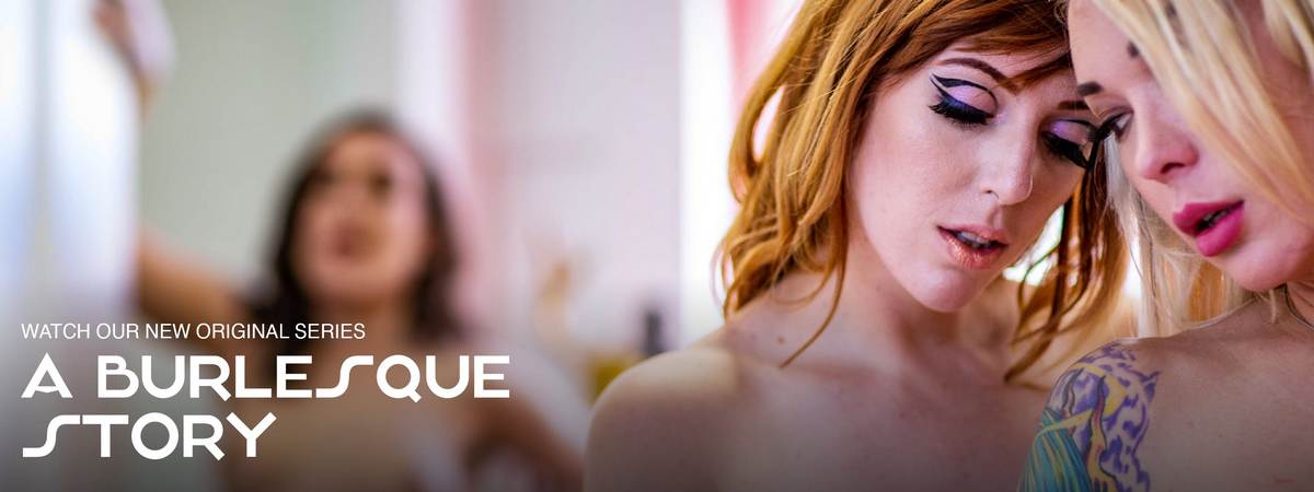 [LustCinema.com] Aubrey Kate, Lauren Phillips & Sinn Sage / A Burlesque Story EP3 (2020) [2020 г., Transsexuals, Shemale, Hardcore, Big Tits, Cumshot, Masturbation, Shemale on Female, SiteRip]