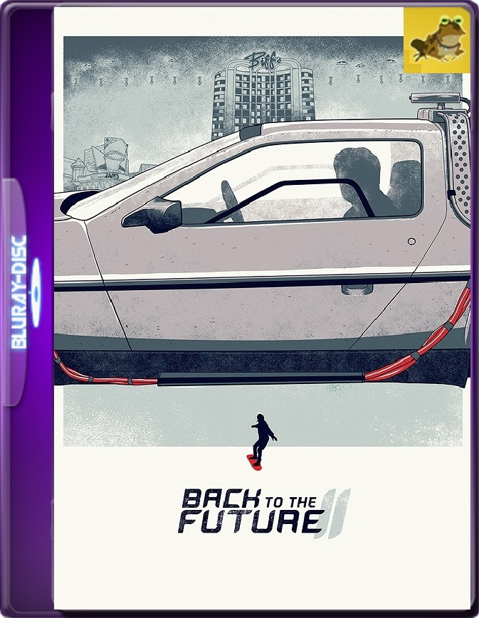 Volver Al Futuro 2 (1989) Brrip 1080p (60 FPS) Latino / Inglés