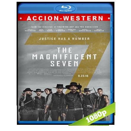 Los Siete Magnificos 1080p Lat-Cast-Ing 5.1 (2016)