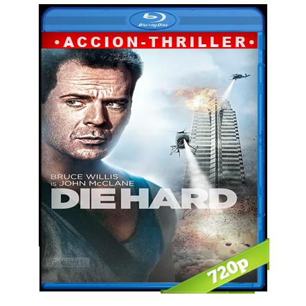 Duro De Matar 1 720p Lat-Cast-Ing 5.1 (1988)