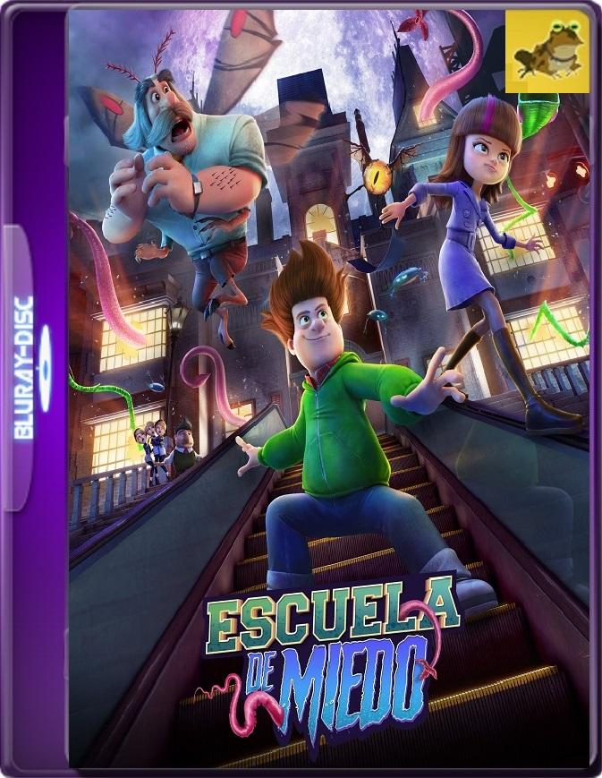 Escuela De Miedo (2020) Brrip 1080p (60 FPS) Latino