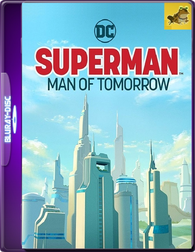 Superman: Man Of Tomorrow (2020) Brrip 1080p (60 FPS) Latino / Inglés