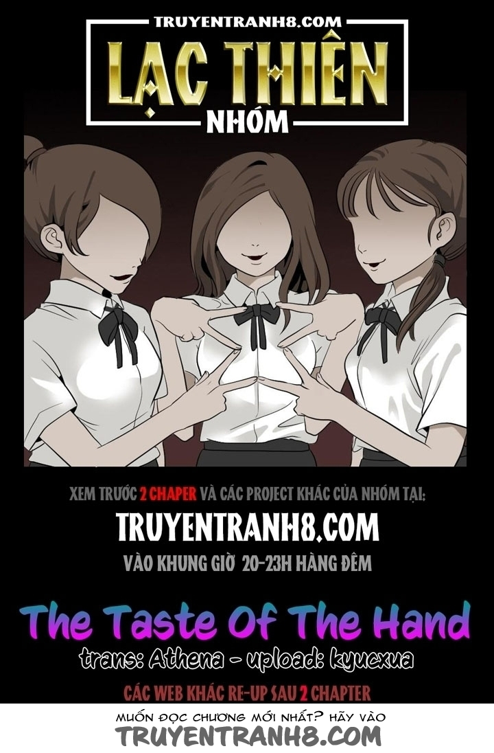 The Taste Of The Hand Chapter 62 - Trang 1