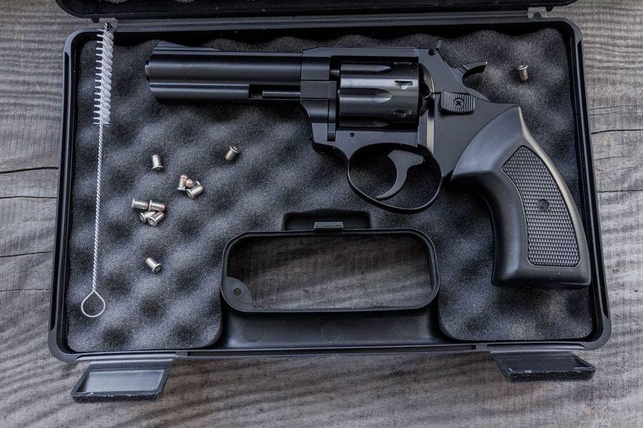 Травматический пистолет - лучшее средство самообороны