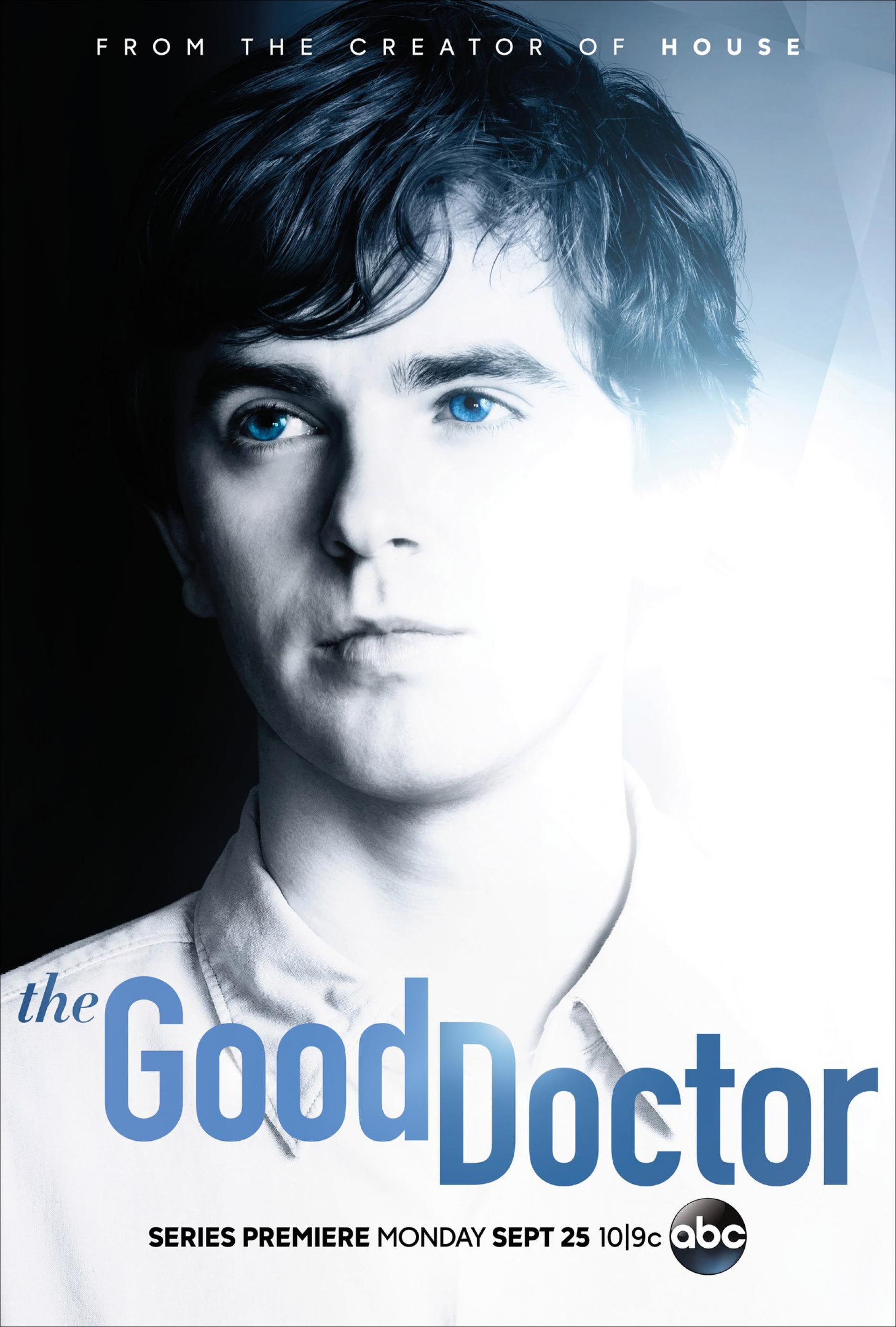 The Good Doctor S01 720p WEBRip HEVC