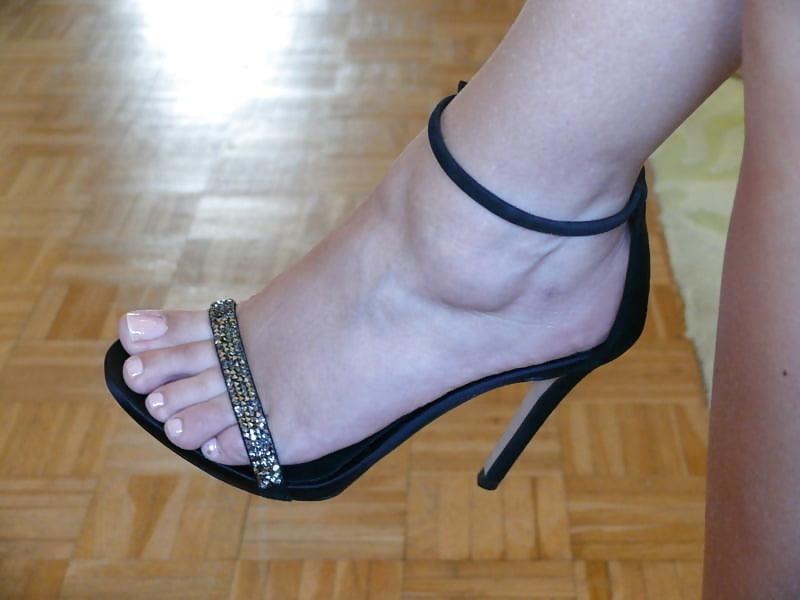 Lesbian foot fetish seduction-3349