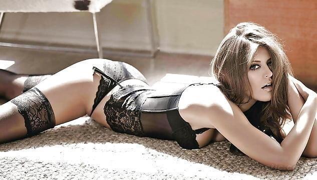Mature stocking foto-3609