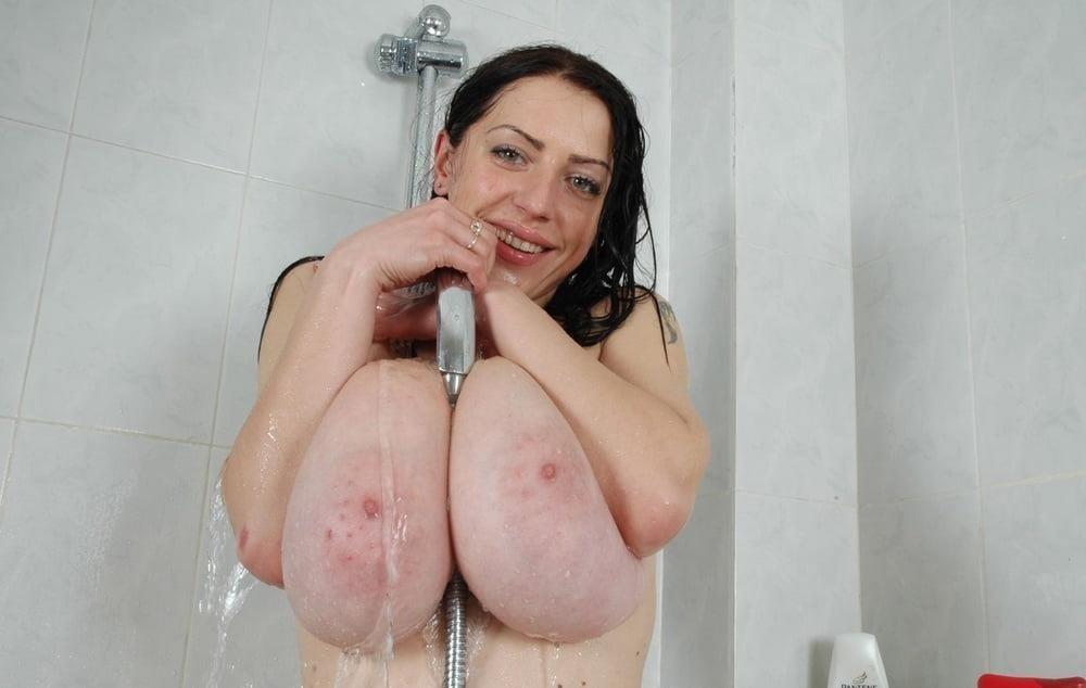 Slim girl huge tits-5109