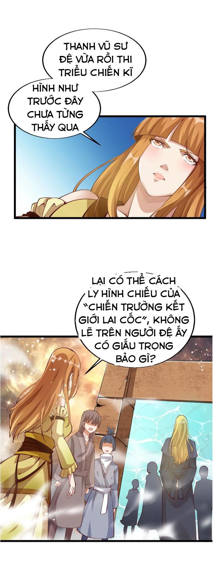 Ngự Thiên Thần Đế Chapter 36