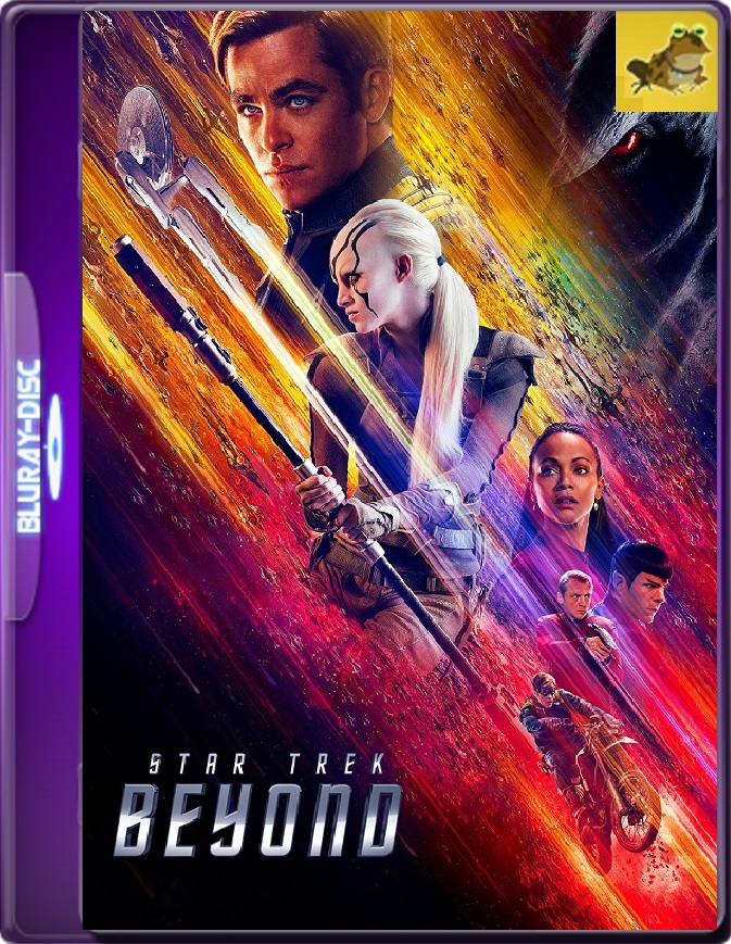 Star Trek: Sin Límites (2016) Brrip 1080p (60 FPS) Latino / Inglés