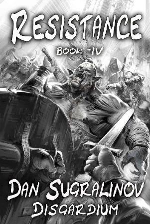 The Destroying Plague by Dan Sugralinov