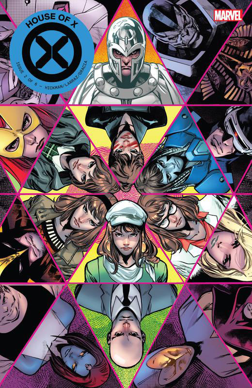 House of X #1-6 + Director's Cut (2019) Complete