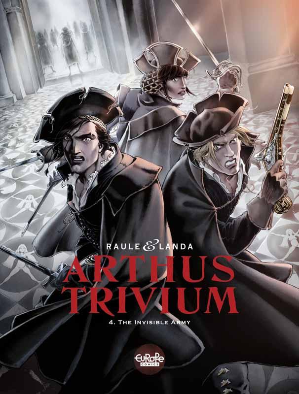 Arthus Trivium 01-04 (2017-2019)