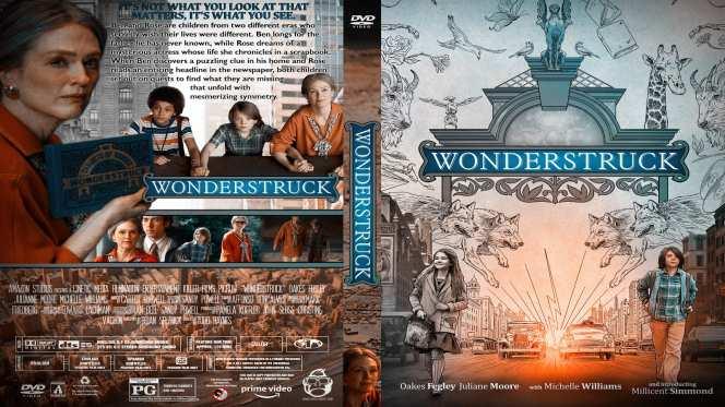 Wonderstruck El Museo De Las Maravillas (2017) BRRip 720p Audio Trial Latino-Castellano-Ingles