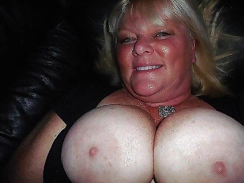 Nude granny big boobs-7720