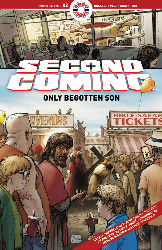 Second Coming - Only Begotten Son #1-2 (2020-2021)