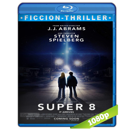 descargar Super 8 1080p Lat-Cast-Ing[Ficcion](2011) gratis