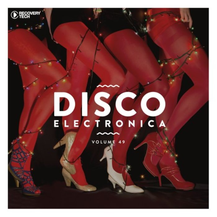 Poster for Disco Electronica Vol 49