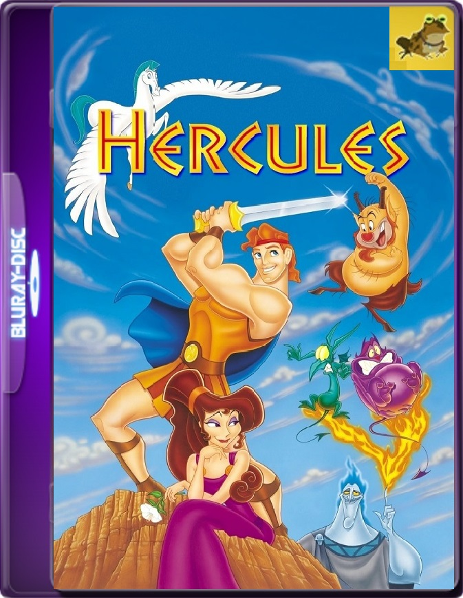 Hércules (1997) Brrip 1080p (60 FPS) Latino