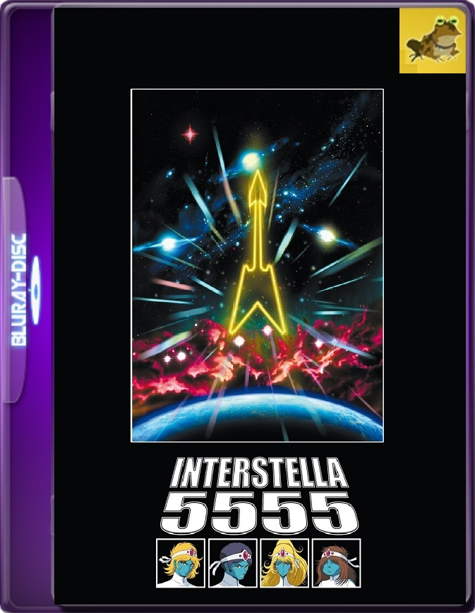 Interstella 5555: The 5tory Of The 5ecret 5tar 5ystem (2003) Brrip 1080p (60 FPS) Inglés Subtitulado