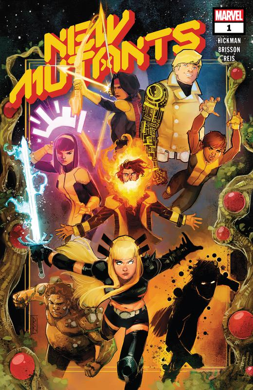 New Mutants Vol.4 #1-13 (2020)